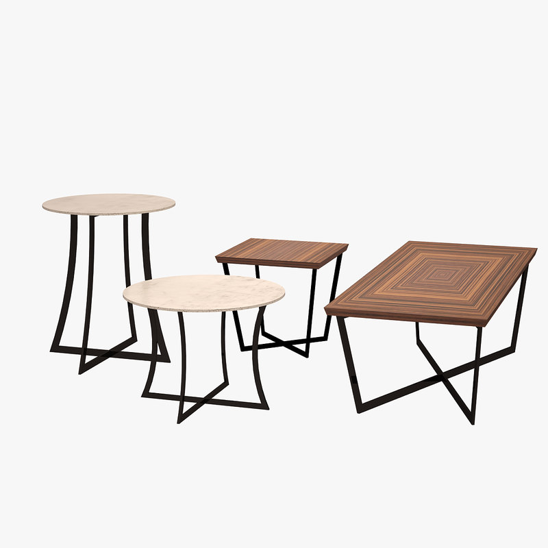 coffee table set max