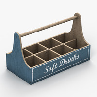 Drinks Crate