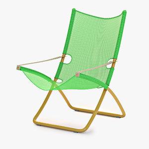 3ds snooze deckchair chair