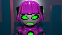maya robotico
