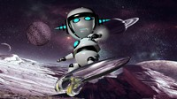 robo robotica 3d model