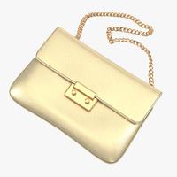 3d purse 03 model