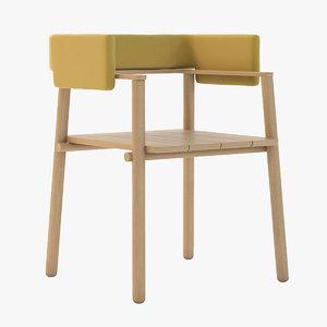 3d chair studio