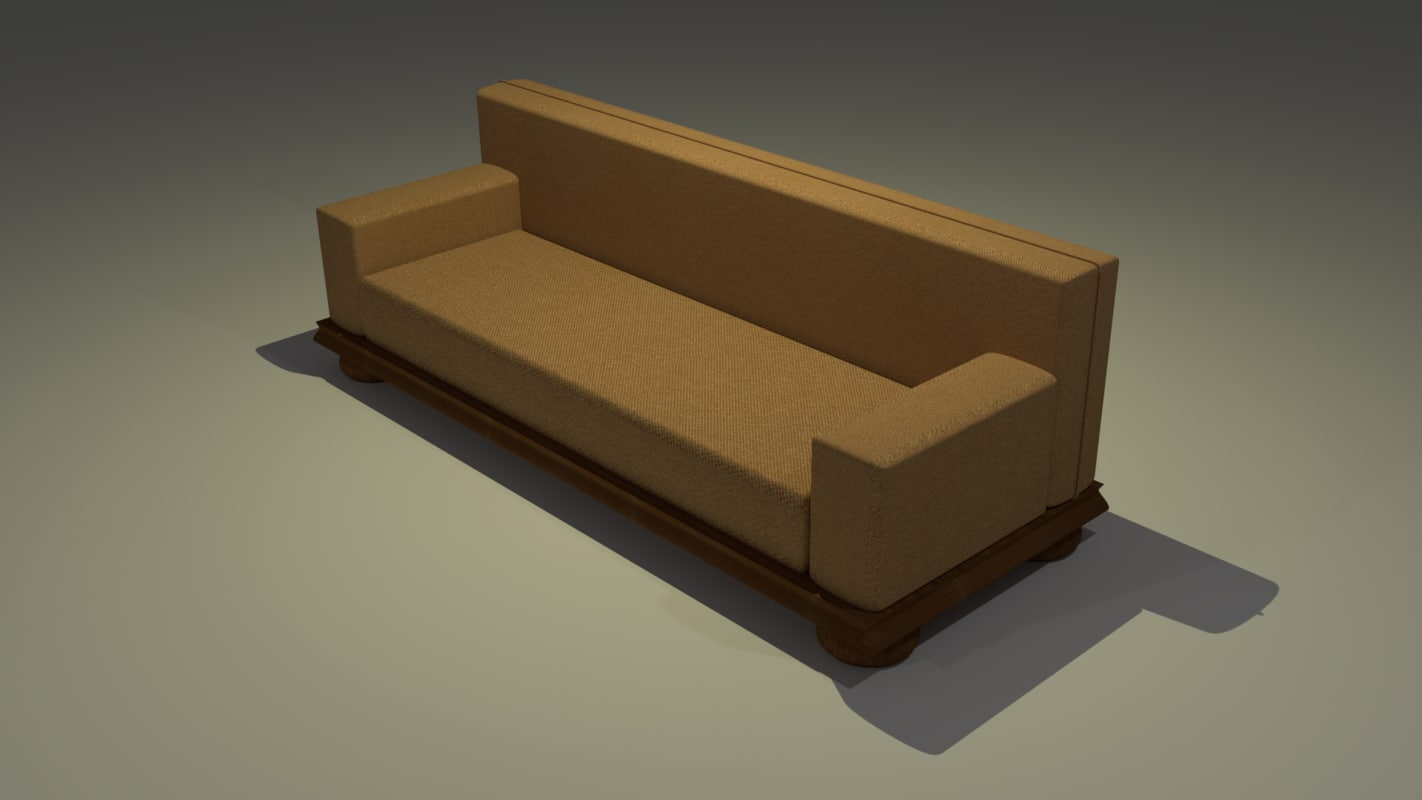 couch home 3ds