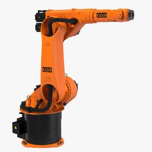 3d model kuka robot kr 60-3