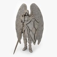 max angel statue