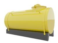 cistern tank 3d model