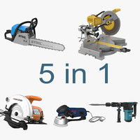 3d power tools 4 circular saw