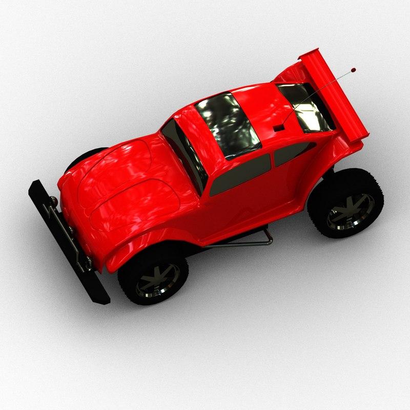 toys car 3d 3ds