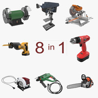 Generic Power Tools Collection
