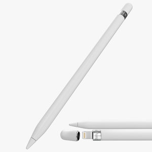 apple pencil 3d 3ds