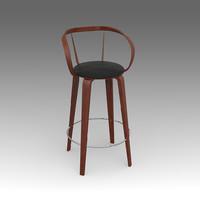 fbx bar chair