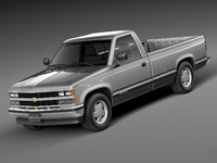 Chevrolet Silverado C1500 Regular Cab 1988-1999