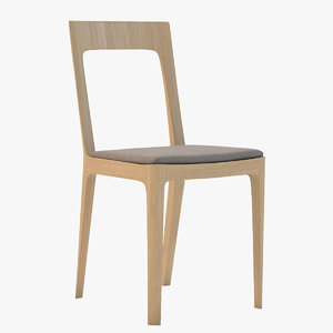 3ds max chair dining