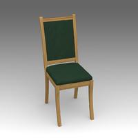 classic chair 3d fbx