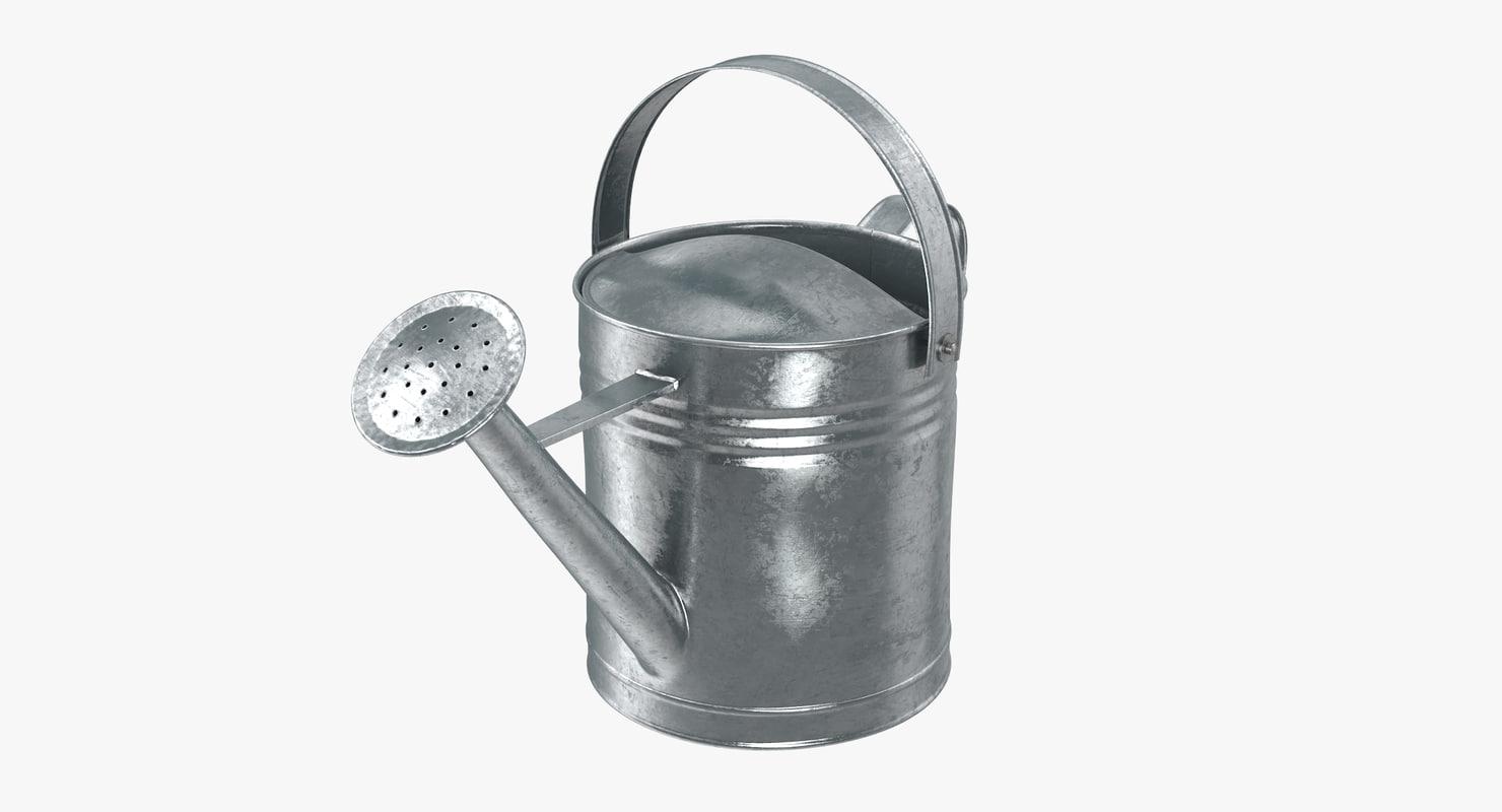 3ds max metal watering