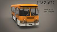 bus LIAZ 677