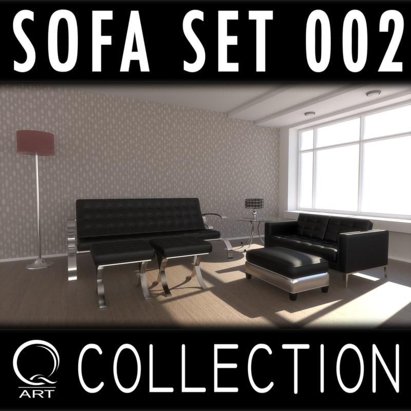 max sofa set 002