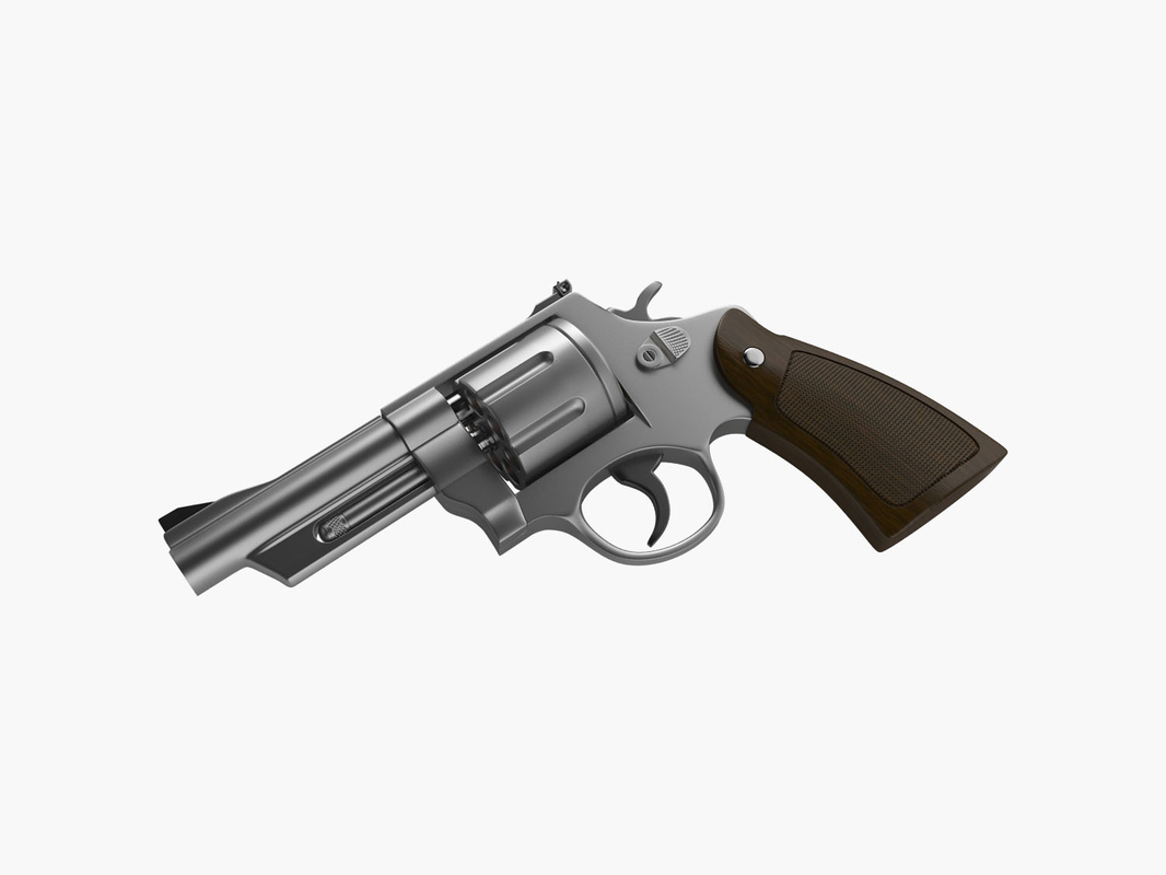 3d smith wesson