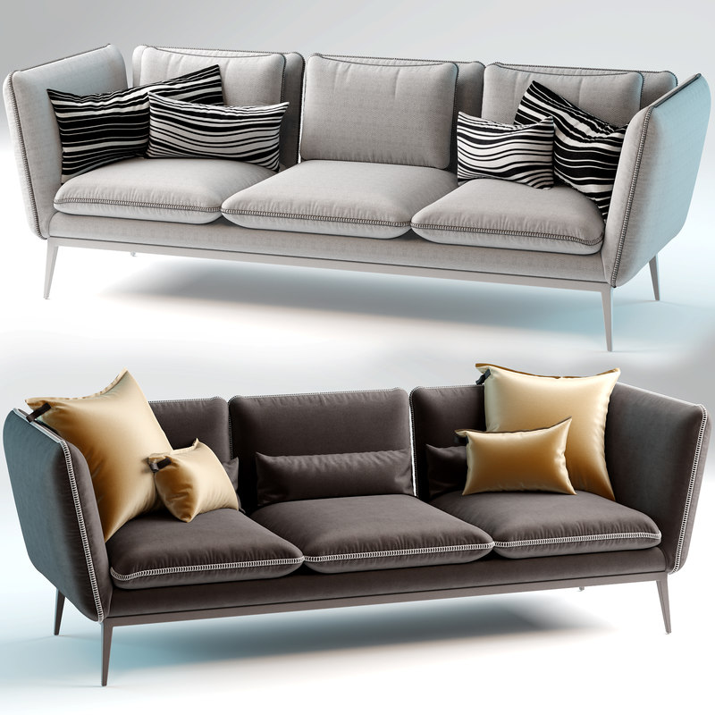 sofa obj