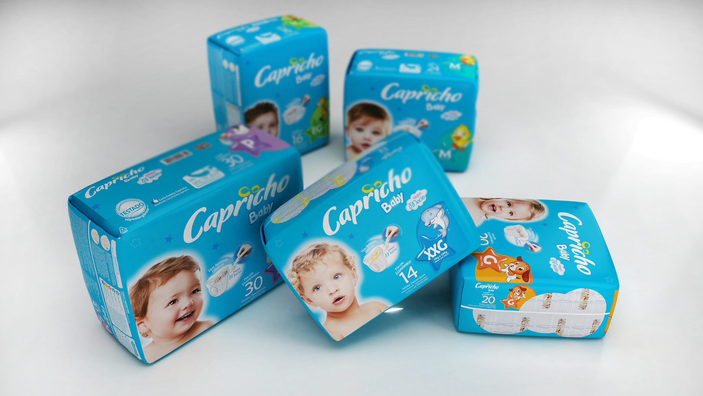 diapers package ma