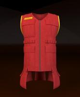vest 3d model