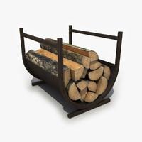 Basket Firewood