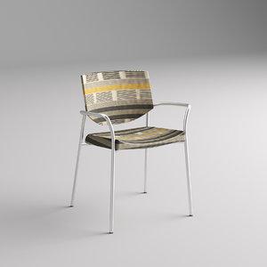 chair freelance 3d model