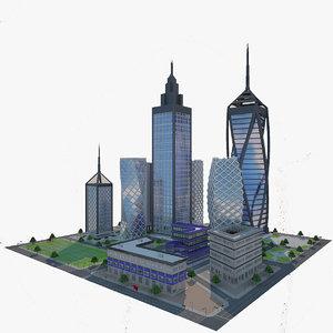 city block max