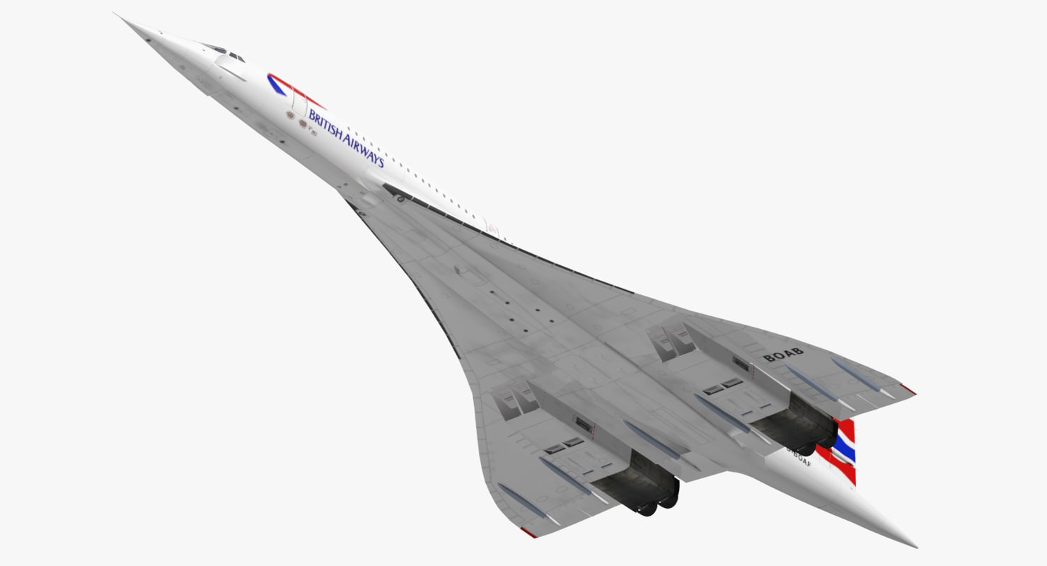 concorde sst max