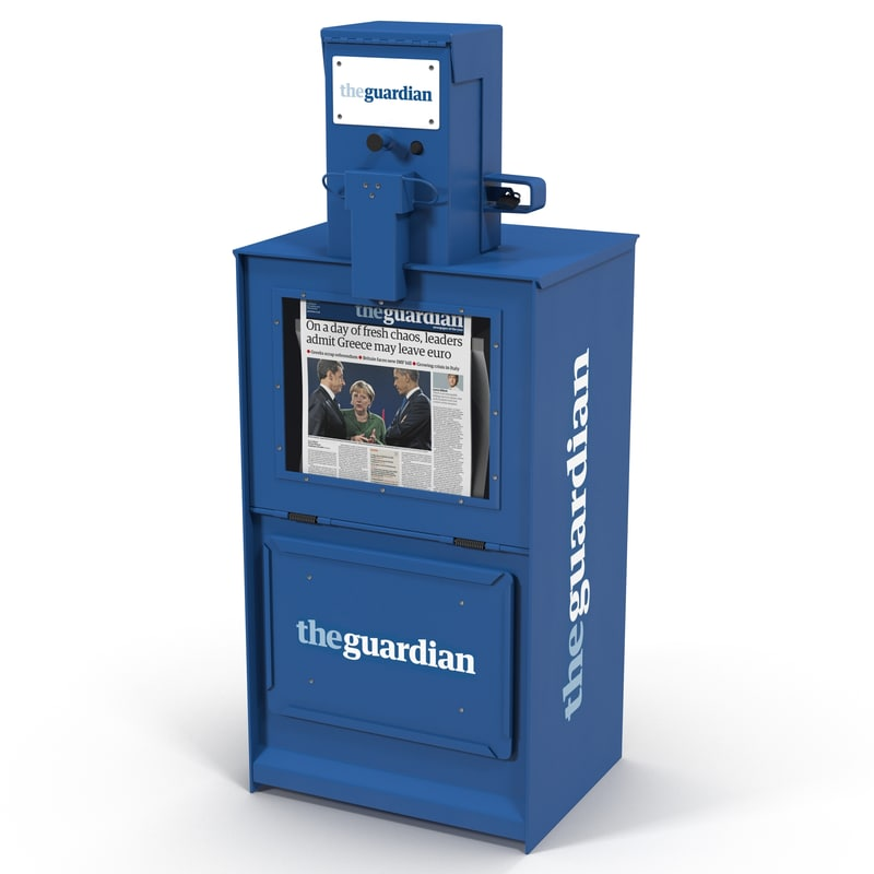 classic newspaper box 3ds