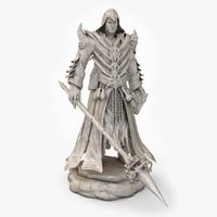 Wizard 2 Statue