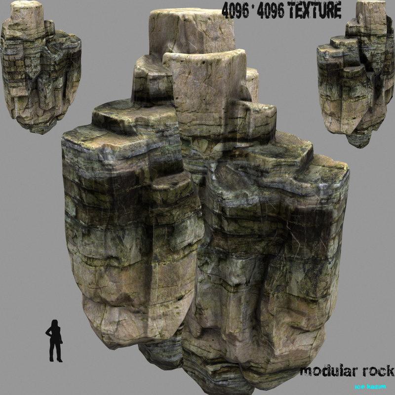3d model mountain 13