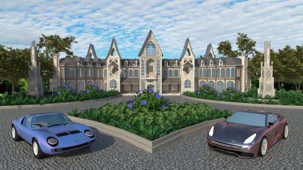 max mansion modern