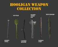 Hooligan Weapon Collection