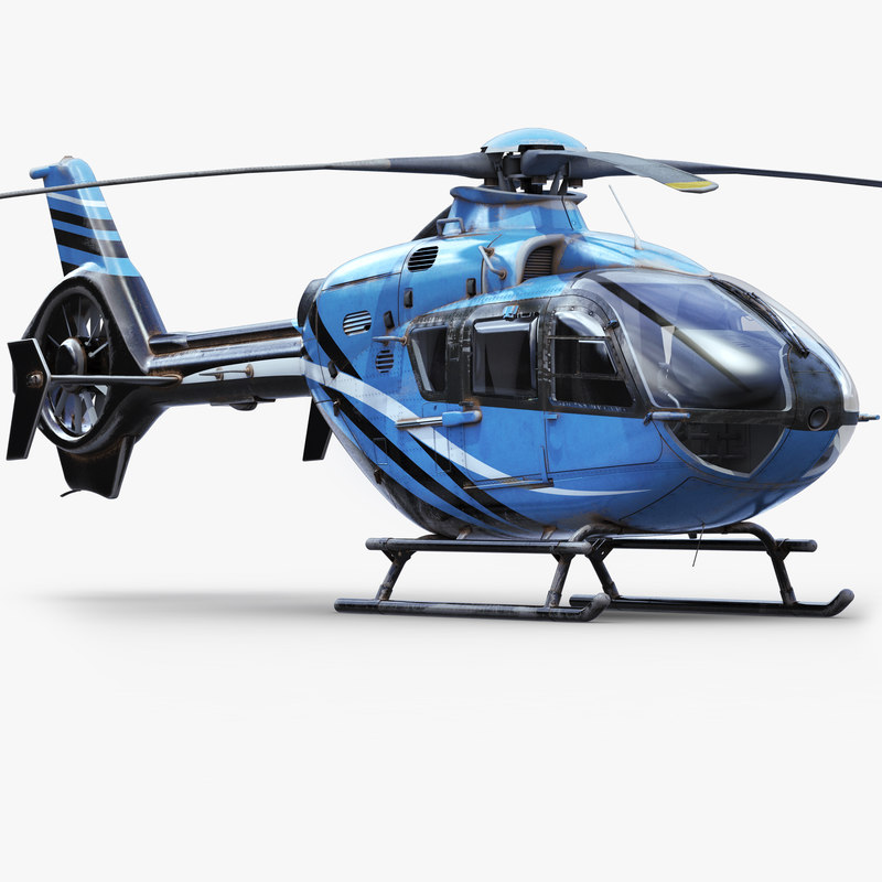eurocopter h135 max