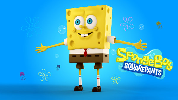 Spongebob Squarepants 3D Models for Download | TurboSquid