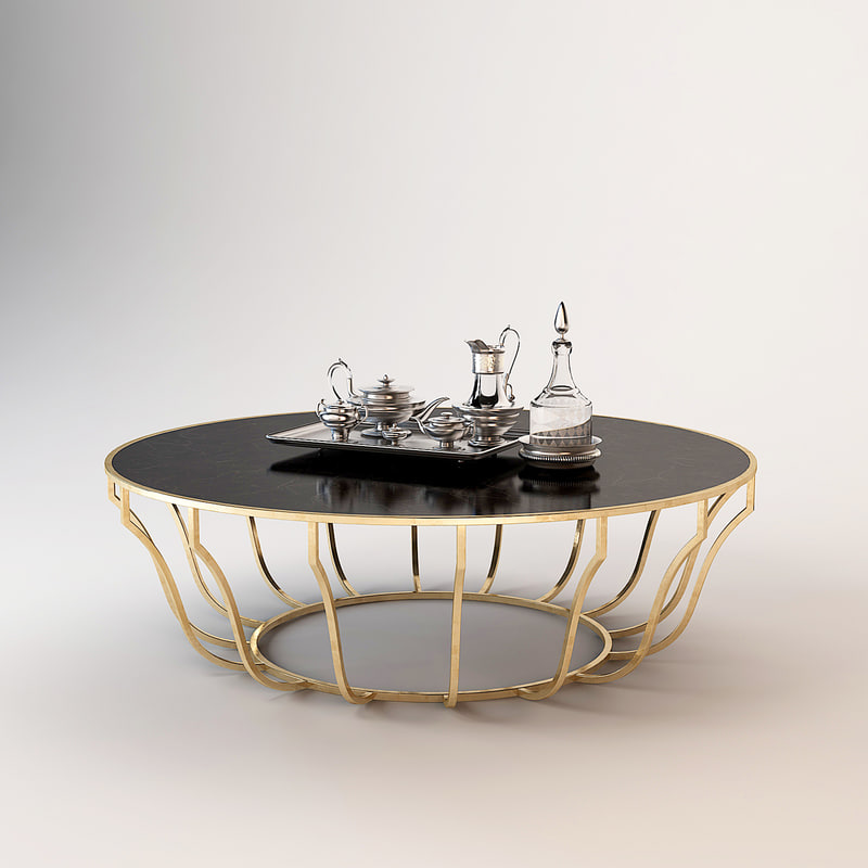 3d model jules baxter table big