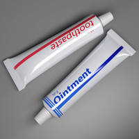 ointment toothpaste