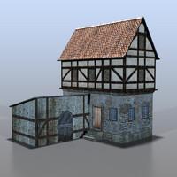 3d house german