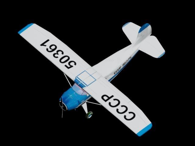 3d transport aircraft