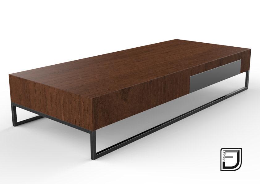 coffee table 2 obj