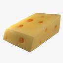 swiss cheese 3D models