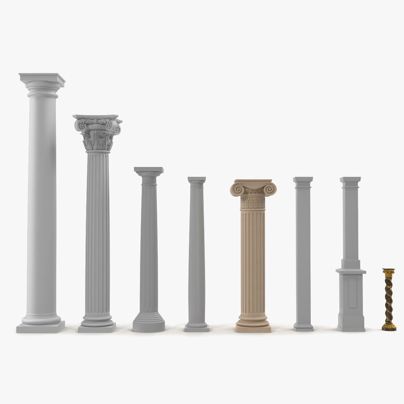 3ds columns 2