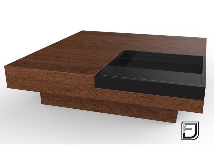 coffee table 5 obj