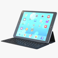 Ipad Pro and Apple Smart Keyboard