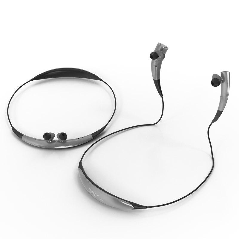 bluetooth headset samsung gear 3d 3ds