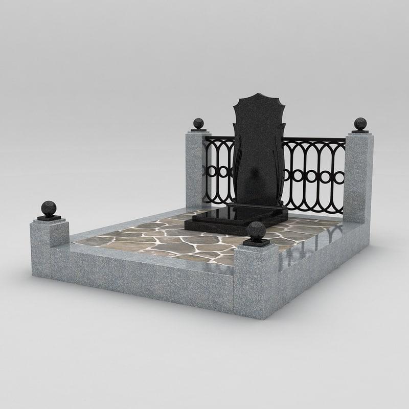 3d tomb 1