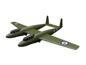 3ds glider planes