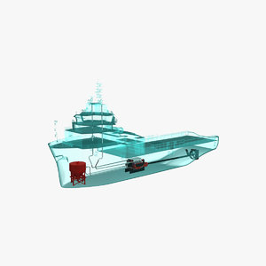 marine propulsion x-ray max